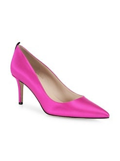 2fdd5fc635a QUICK VIEW. SJP by Sarah Jessica Parker. Fawn Satin Point Toe Pumps