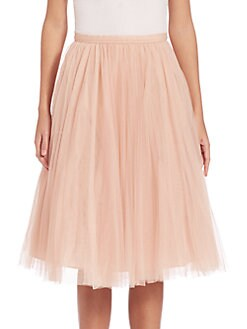 46aff430fe Jenny Yoo. Lucy Tulle Midi Skirt