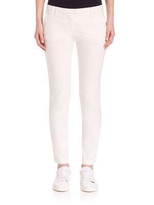 Pantalone Solid Pants by Eleventy