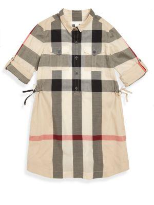 Little Girls  Girls Darielle Shirtdress