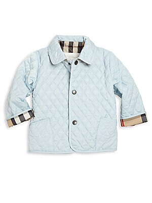 c4887232e Baby Burberry Quilted Jacket