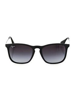d3f84cd46 Ray-Ban. 54mm Square Sunglasses