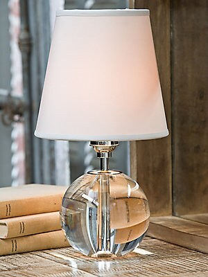 Regina Andrew Design Crystal Mini Orb Lamp