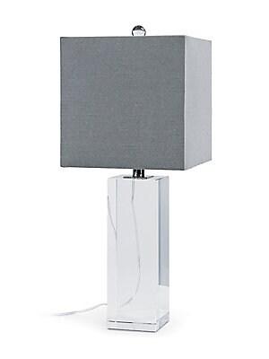 Regina Andrew Design Crystal Block Lamp