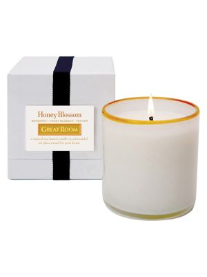 House and Home Honey Blossom Scented Candle