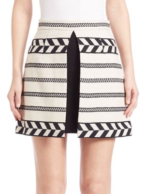 Daysi A-Line Mini Skirt