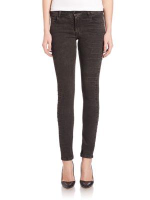 Emma Labyrinthe Skinny Jeans by Brockenbow