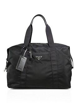 da0603b7eafc5e Prada. Sacca Weekender Duffle Bag