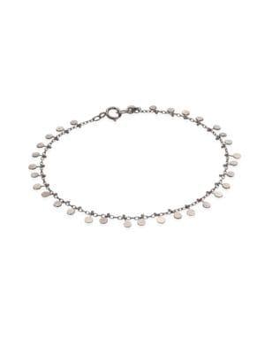 SIA TAYLOR Dots Sterling Silver Bracelet