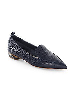 288c6c9c5f3fe Nicholas Kirkwood - Beya Leather Loafers