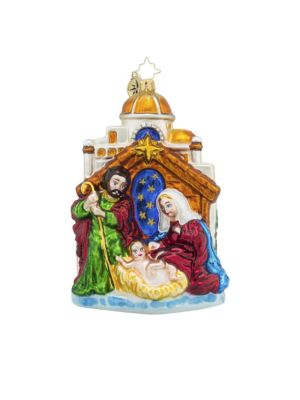 Blessed Gift Christmas Ornament