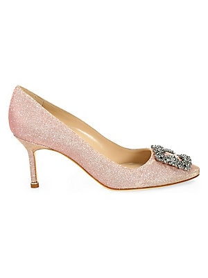 manolo blahnik bb 105 suede point toe pumps saks com rh saksfifthavenue com
