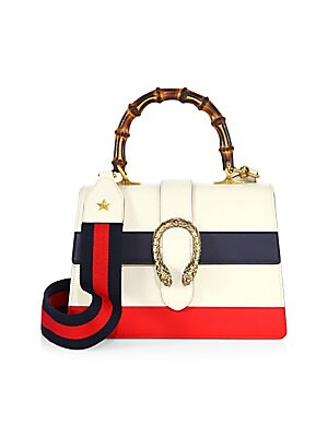 2313c29cb2e0 Gucci - Dionysus Small Leather Top-Handle Bag - saks.com