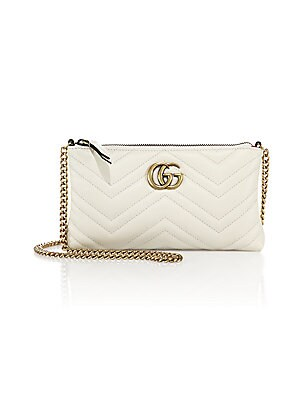 25ae9539a3d1 Gucci - GG Marmont Mini Chain Bag - saks.com