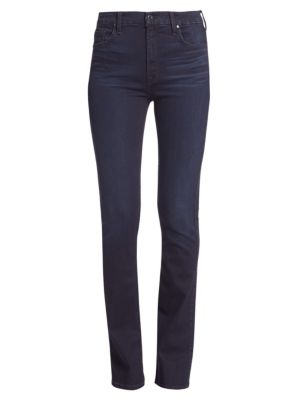Jen7 By 7 For All Mankind Riche Touch Slim Straight Jeans