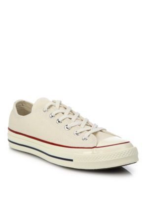 CONVERSE Opening Ceremony Chuck Taylor All Star '70 Low Sneaker in Parchment