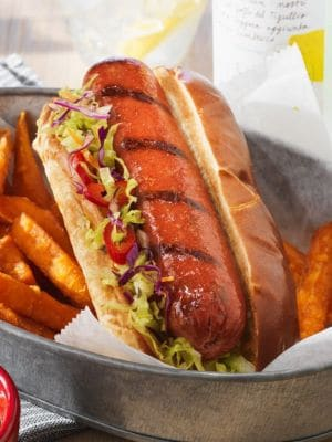Allen Brothers Wagyu Steak Hot Dogs