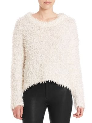Allen Shaggy Pullover Sweater by IRO