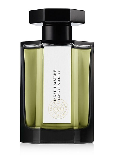 Image of L'Eau d'Ambre is one of the earliest L'Artisan Parfumeur creations inspired by master perfumer, Jean Laporte. It takes inspiration from Arabian Nights. The oriental flavour to this fragrance is a synergy of the most precious materials in perfume. Benzoin,