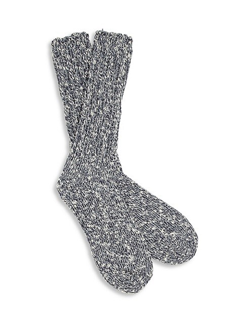Toddler's & Kid's Knitted Socks
