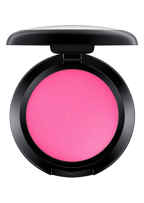 Image of A blush that provides fantastic color with ease and consistency. 0.21 oz. Imported. Animal Testing. MAC is working toward a cruelty-free world. MAC does not test on animals and never asks others to test on the brand's behalf-MAC advocates for ending anima