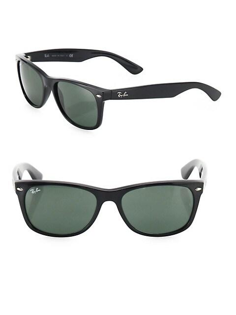 RB2132 58MM New Wayfarer Sunglasses
