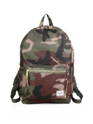 Camouflage Printed Backpack