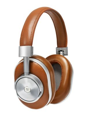 MASTER & DYNAMIC Mw60 Wireless Over-Ear Headphones in Brown