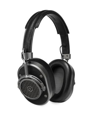 Mh40 Noise-Isolating Over-Ear Headphones in Gunmetal