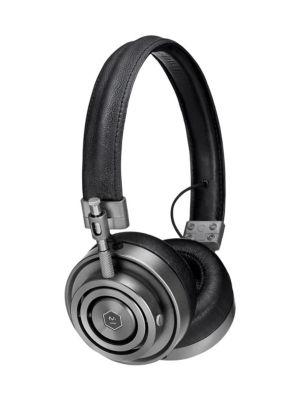 MASTER & DYNAMIC Mh30 On-Ear Headphones in Gunmetal
