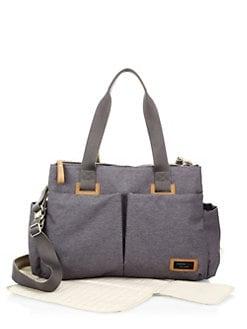 8c45ceff12 Storksak. Travel Diaper Bag