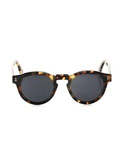 82066151cb6 Product image. QUICK VIEW. Illesteva. Leonard 48MM Classic Round Sunglasses