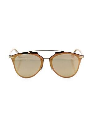 288ee7febda27 Dior - Reflected Prism 63MM Mirrored Modified Pantos Sunglasses - saks.com