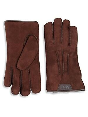 0e809945cc9a Saks Fifth Avenue - COLLECTION Leather Gloves - saks.com