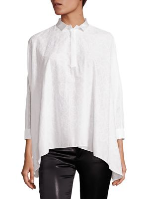 Daisy Cotton Shirt by GIAMBA