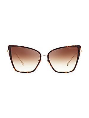 9affecbc39d DITA Eyewear - Arise 54MM Cat-Eye Sunglasses - saks.com