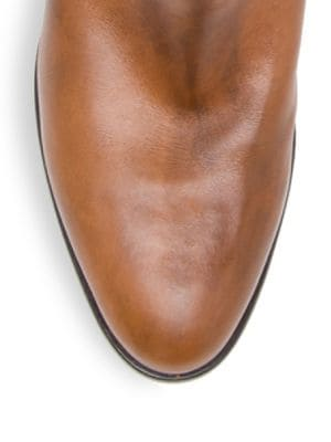 VALENTINO Leathers Santeria Tall Leather Boots
