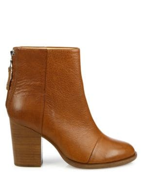 RAG & BONE Leathers Ashby Leather Booties