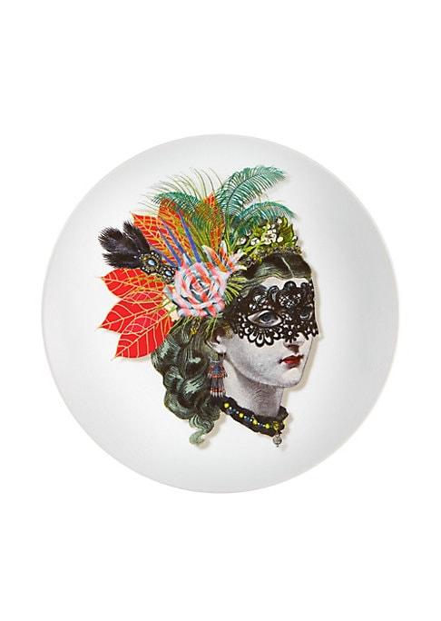 "Image of An imaginative and illustrative design in fine porcelain.12""W X 20""H.Porcelain. Imported."
