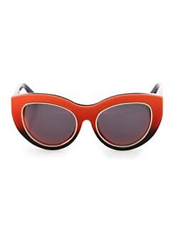 c37cb8dd101 Dax Gabler. Cat Eye Sunglasses