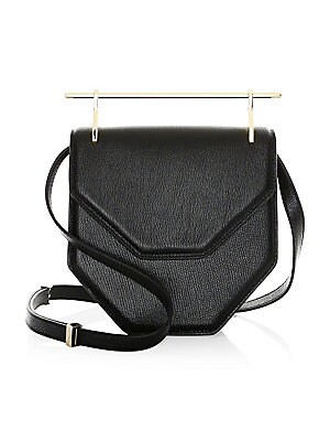 b607a6c0abea M2Malletier - Amor Fati Leather Shoulder Bag - saks.com