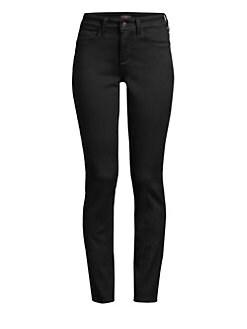4e1008b25b327 NYDJ. Cropped Skinny Jeans