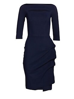 a8b9f5ce690 Chiara Boni La Petite Robe. Kate Boatneck Dress