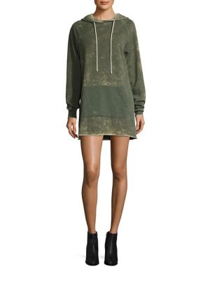 Frayed Trim Hoodie by Cotton Citizen