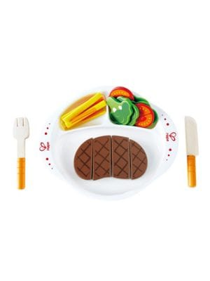 Playfully Delicious 22Piece Hearty HomeCooked Meal Toy Set