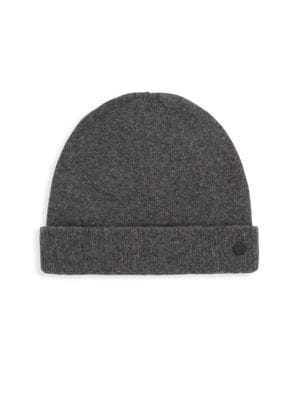 BICKLEY + MITCHELL Knitted Beanie in Antra Mele