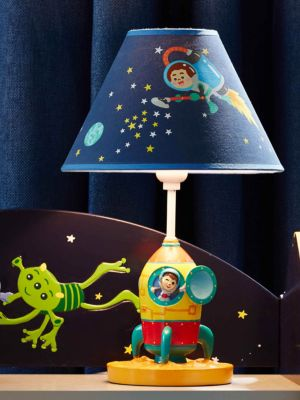 Teamson Outer Space Lamp