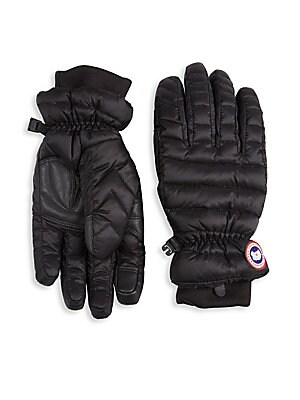 447c01008 Moncler - Guanti Quilted Gloves - saks.com
