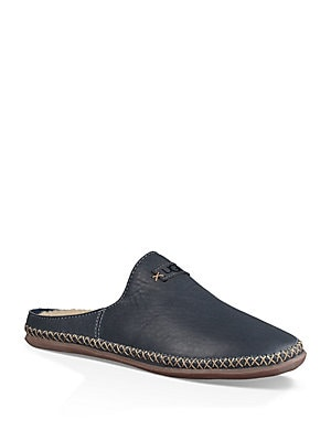 f9e54cd2a498 Ugg - Tamara UGGpure™ Leather Slippers - saks.com