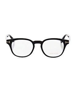 61bc163670 Product image. QUICK VIEW. Tom Ford. 48MM Round Optical Glasses